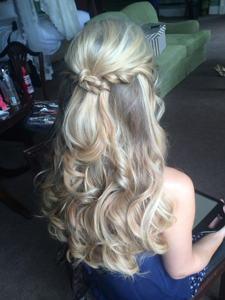 Bridal Hair - Wedding Hair Lincolnshire